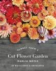 Floret Farm's Cut Flower Garden: Dahlia Notes: 20 Notecards & Envelopes Cover Image