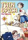 Twin Spica, Volume: 03 Cover Image