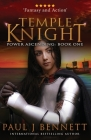 Temple Knight: An Epic Fantasy Novel Cover Image