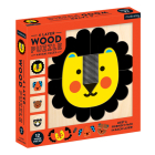 Animal Faces 4 Layer Wood Puzzle Cover Image