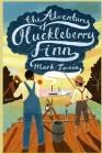 Adventures of Huckleberry Finn: New Edition - Mark Twain Cover Image