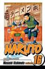 Naruto, Vol. 16 Cover Image