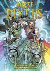 Thor and Loki (Norse Myths: A Viking Graphic Novel) Cover Image