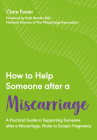How to Help Someone After a Miscarriage: A Practical Handbook Cover Image