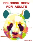 Coloring Book: For Adults 100 Pages Cover Image
