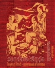 Sundara-Kanda Legacy Book - Endowment of Devotion: Embellish it with your Rama Namas & present it to someone you love Cover Image