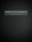 Cuaderno de matemáticas Cover Image