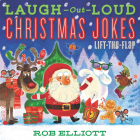 Laugh-Out-Loud Christmas Jokes: Lift-the-Flap (Laugh-Out-Loud Jokes for Kids) Cover Image