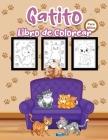 Gatito Libro de Colorear para Niños: Gran libro de gatitos para niños, niñas y jóvenes. Libro para colorear de gatos perfecto para niños pequeños y ni Cover Image