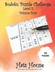Sudoku Puzzle Challenge: Level 2 (Volume #4) Cover Image