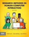 Research Methods in Human-Computer Interaction Cover Image
