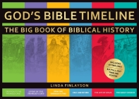 God's Bible Timeline: The Big Book of Biblical History Cover Image