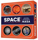 Space Matching Game: Featuring Photos from the Archives of NASA Cover Image