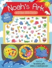 Noah's Ark and Other Bible Stories: 100 Puffy Stickers Cover Image