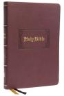 Kjv, Thinline Bible, Large Print, Vintage Series, Leathersoft, Brown, Red Letter, Comfort Print: Holy Bible, King James Version Cover Image