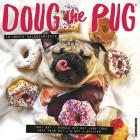 Doug the Pug 2019 Wall Calendar (Dog Breed Calendar) Cover Image