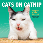 Cats on Catnip Wall Calendar 2021 Cover Image