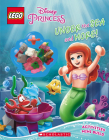 Under the Sea and More! (LEGO Disney Princess: Activity Book with Minibuild) Cover Image