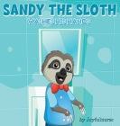 Sandy the Sloth washes his hands Cover Image