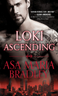 Loki Ascending (Viking Warriors #3) Cover Image