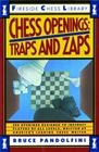 Chess Openings: Traps And Zaps Cover Image
