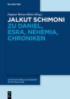 Jalkut Schimoni zu Daniel, Esra, Nehemia, Chroniken Cover Image