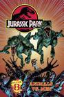 Jurassic Park Vol. 8: Animals vs. Men! Cover Image