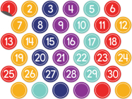 Classic Magnetic Numbers Cover Image
