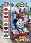 Rail Blazers! [With Paint] Cover Image