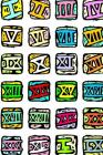 Roman Numerals: Help Your Child Remember Their Roman Numerals With This Great Notebook Cover Image