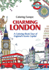 Coloring Europe: Charming London Cover Image