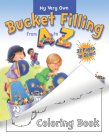 My Very Own Bucket Filling from A to Z Coloring Book Cover Image