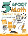 5 AFOQT Math Practice Tests: Extra Practice to Help Achieve an Excellent Score Cover Image