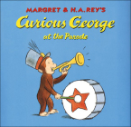Curious George at the Parade (Curious George 8x8) Cover Image