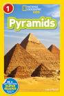 National Geographic Readers: Pyramids (Level 1) Cover Image
