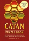 Catan Puzzle Book: Explore the Ever-Changing World of Catan in This Puzzle Adventure Cover Image