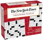 The New York Times Crossword Puzzles 2019 Day-to-Day Calendar Cover Image