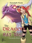 The Dragon and Rat Tale: Coloring Book Cover Image