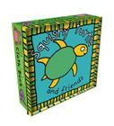 Squishy Turtle Cloth Book Cover Image