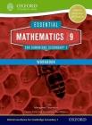 Essential Mathematics for Cambridge Secondary 1 Stage 9 Work Book (Cie Igcse Essential) Cover Image