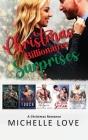 Christmas Billionaires Surprises: A Christmas Romance Cover Image