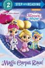 Magic Carpet Race! (Shimmer and Shine) (Step into Reading) Cover Image