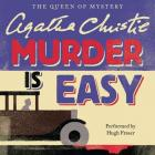 Murder Is Easy Lib/E Cover Image