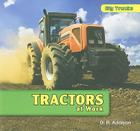 Tractors at Work (Big Trucks) Cover Image