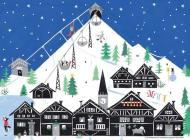 Winter in the Mountains Advent Calendar Cover Image