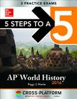 5 Steps to a 5 AP World History Cover Image