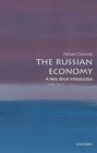 The Russian Economy: A Very Short Introduction Cover Image