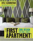 The First Apartment Book: Cool Design for Small Spaces Cover Image