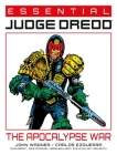 Essential Judge Dredd: The Apocalypse War (Essential Judge Dredd ) Cover Image