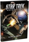 Star Trek Adventures Alpha Quadrant Star Trek RPG Supp., Hardback Cover Image